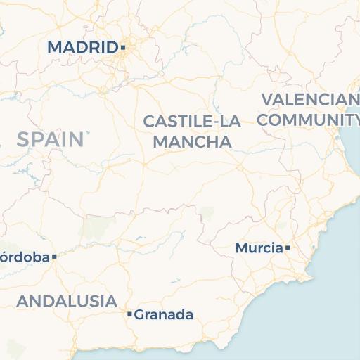 Cartina Geografica Spagna E Formentera.Mappa Della Spagna Cartina Interattiva E Download Mappe In Pdf Spagna Info